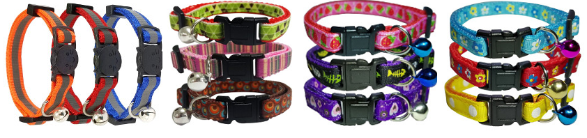 cute cat collars